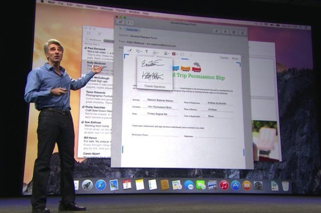 Everything you want to know about OS X Yosemite