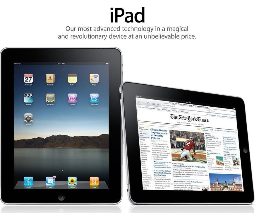 Today in Apple history: Steve Jobs introduces us to the iPad | Cult of Mac