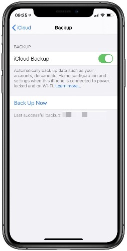 How to switch off iCloud backups, and why you might not want to