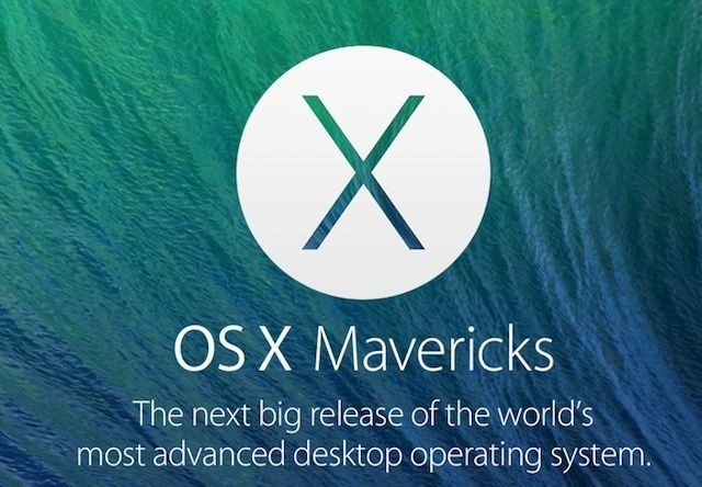 All The New Wallpapers From Mavericks Preview 7 [Gallery]