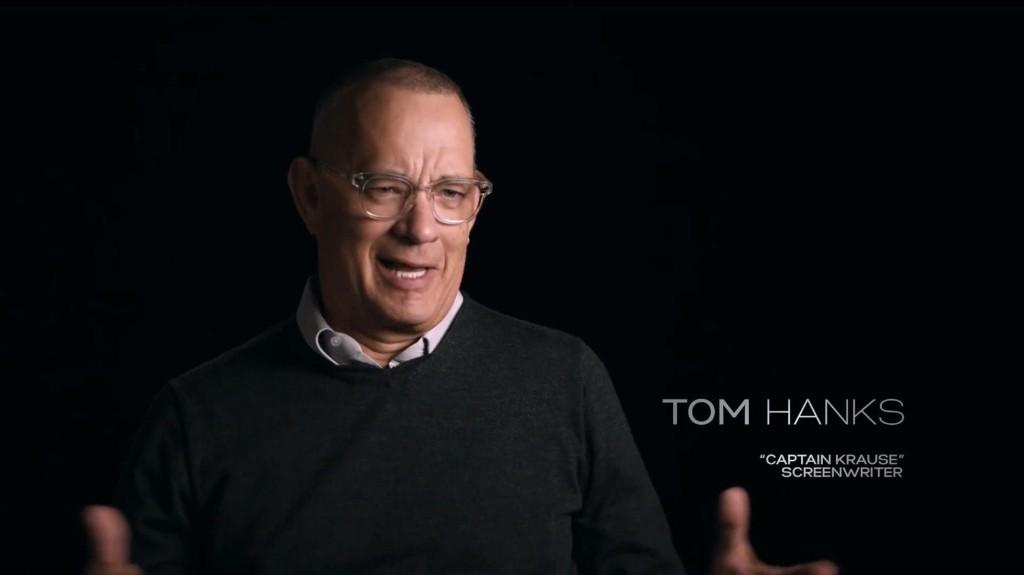 Tom Hanks dives deep into Greyhound's thrilling sea battles