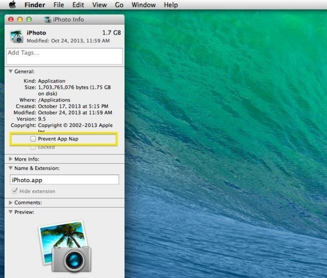 How To Turn App Nap Off For Specific Apps On Your Mac [OS X Tips]
