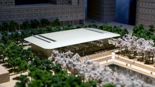 Apple throws in the towel on plans for flagship store in Stockholm