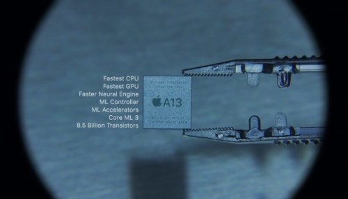 A13 Bionic chip boosts iPhone battery life without sacrificing performance