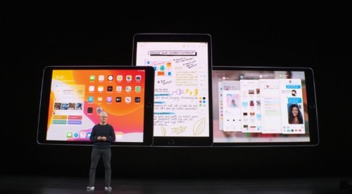iPadOS won't launch until well after iOS 13