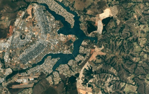 New Google Earth imagery is a mixed bag for Apple fans