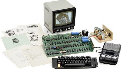 Another Apple-1 expected to make big bucks at auction