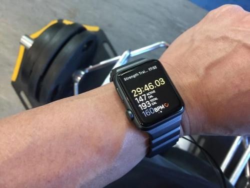 Juuk's Ligero Apple Watch band in Cosmic Grey is back