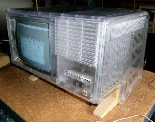 How a broken Apple Lisa was transformed into a powerful computer