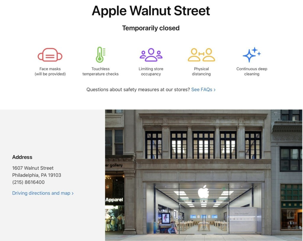 Apple temporarily shutters Philadelphia store during protests | Cult of Mac