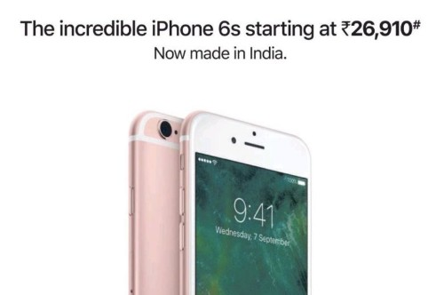 Apple stops selling cheaper iPhones in India