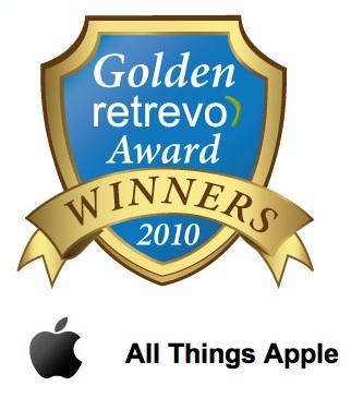 CultofMac.com Bags Best Blog Award in Apple Category