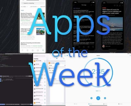 Focus, Feedly and other amazing apps of the week
