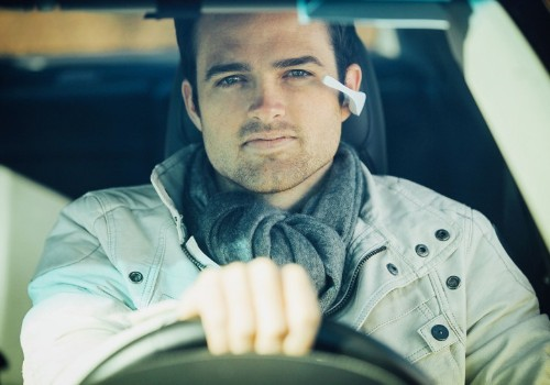 The Bluetooth headset that keeps you awake at the wheel