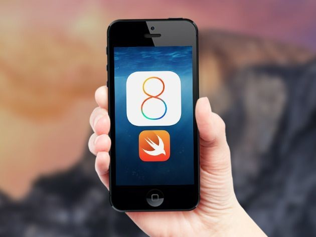 Learn to build iPhone apps with The Complete iOS 8 & Swift Dev Course at 90% off [Deals]