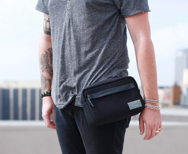 Hell Freezes Over: A Cool Fanny Pack Exists, And It Holds An iPad Mini