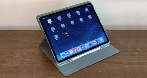 Professional portfolio case supports your iPad Pro at any angle [Review]