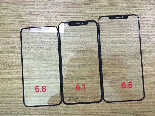 2018 iPhone screen protectors reveal a nasty surprise