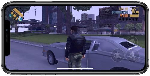 Grand Theft Auto 3 picks up iPhone XS, iPad Pro support