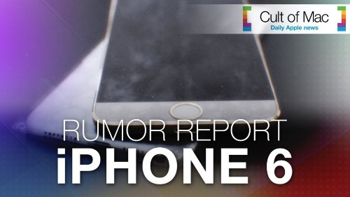 Rumor report: What to expect from iPhone 6