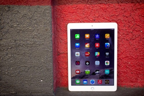 iPad Air 2 and iPhone 6 secretly support 4K video