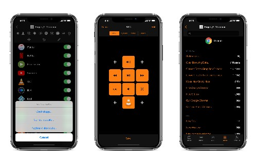 Turn an iPhone or iPad into a remote control for your Mac