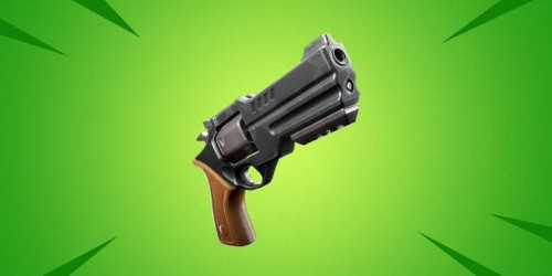 Fortnite is getting a revamped revolver this week