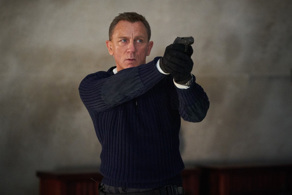 Apple TV+ might save James Bond film No Time to Die | Cult of Mac