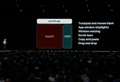 Transferring iOS apps to macOS 10.15 could soon be a snap