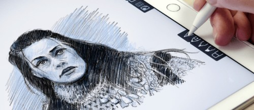 Powerful new drawing app Linea is perfect for Apple Pencil