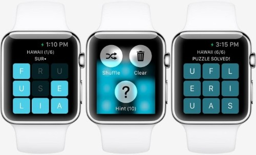 This is how you'll play puzzle games on Apple Watch