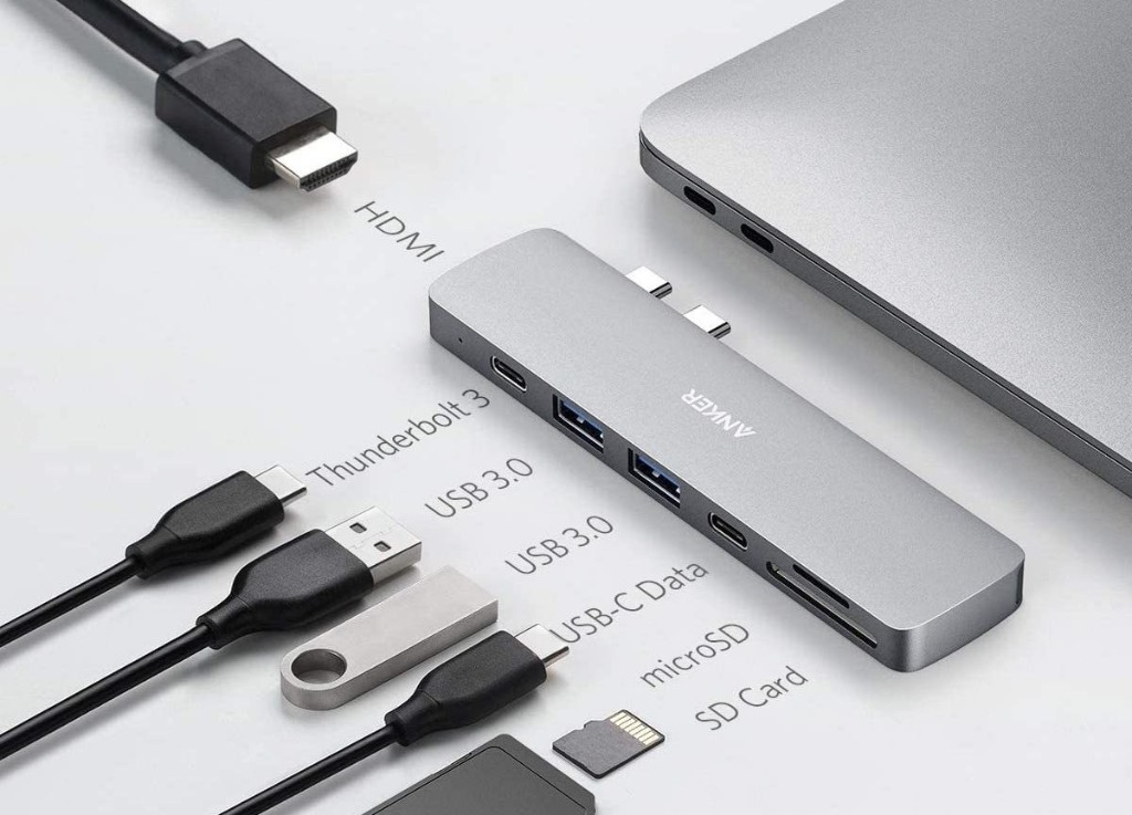 Anker 7-in-1 USB-C hub a must-have for any MacBook user — save $15 | Cult of Mac