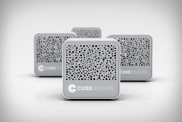CubeSensors Sense Everything. EVERYTHING