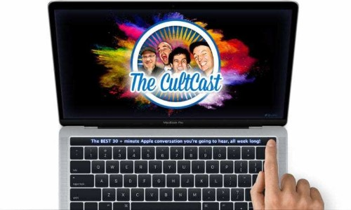 Why an Apple Camera would be unstoppable, this week on The CultCast