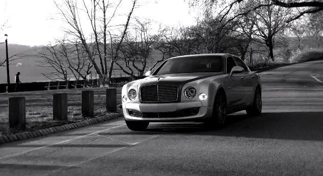 Bentley's latest ad was shot with an iPhone 5s, edited on an iPad Air