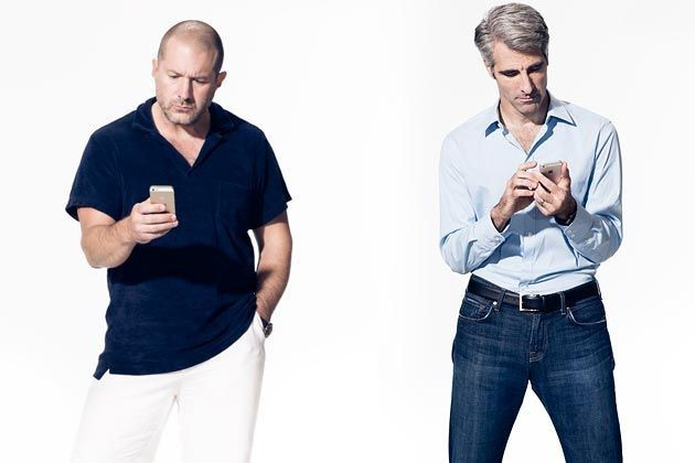 Jony Ive And Craig Federighi Talk About Their Roles At Apple In Full Businessweek Interview