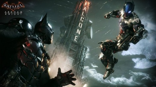 Epic Batman: Arkham Knight trailer thrills and chills