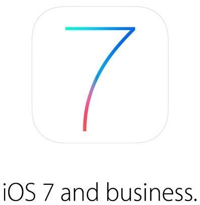 Apple Targets Businesses With New iOS 7 Promo Page