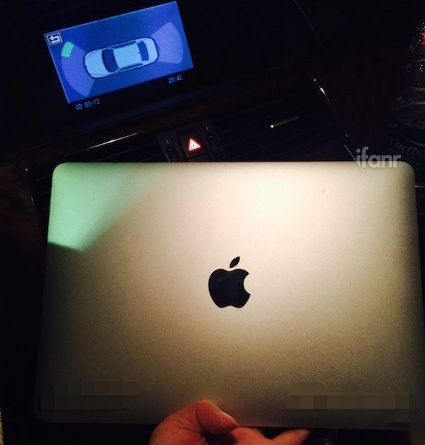 12-inch MacBook Air appears tantalizingly close in leaked pictures