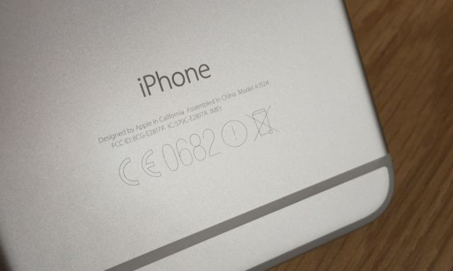 Say goodbye to those ugly labels on the back of your iPhone
