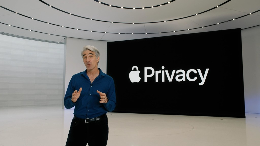 Antitrust complaint claims Apple's crackdown on user-tracking is unfair