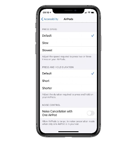 Check out these hidden AirPods Pro settings on your iPhone