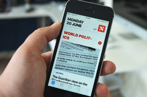 Google News is readying its own Apple News competitor | Cult of Mac