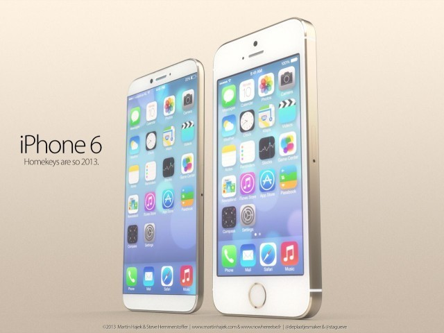 Here's What A 4.8-inch Gold iPhone 6 Might Look Like [Gallery]