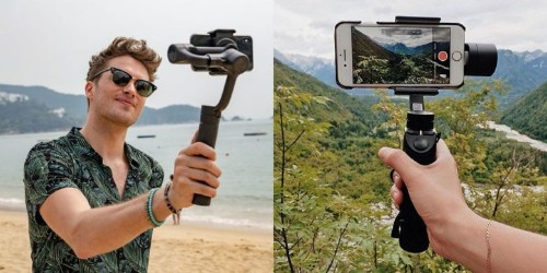Capture cinema-quality video with this iPhone stabilizer [Deals]