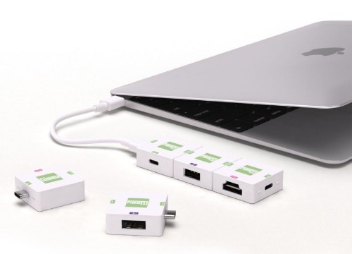 Cusby adapters give you the building blocks to adjust to USB-C