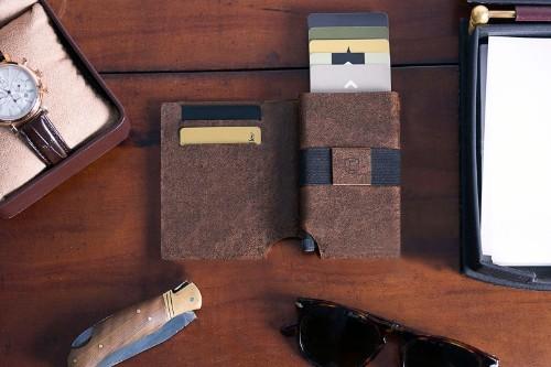 Ekster special smart wallet keeps your cards safe and trackable