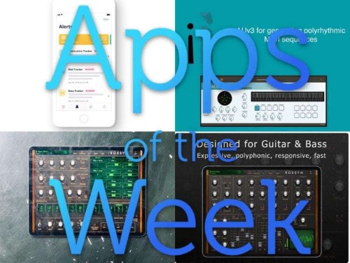 The best firewall and music apps you'll find anywhere this week