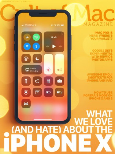Cult of Mac Magazine: 10 things we love about iPhone X, and more!