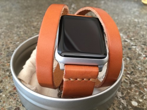 Hermès-style Apple Watch bands won't empty your wallet [Reviews]